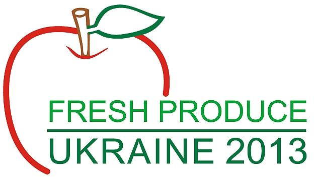 Fresh Produce Ukraine 2013 Logo